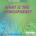 What Is the Atmosphere?, ed. , v.