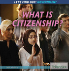 What Is Citizenship?, ed. , v.