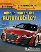 Who Invented the Automobile?, ed. , v.