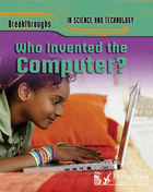 Who Invented the Computer?, ed. , v.
