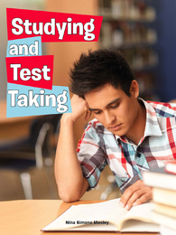 Studying and Test Taking, ed. , v.  Icon