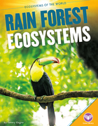 Rainforest Ecosystems, ed. , v.