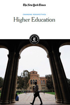 Higher Education, ed. , v.