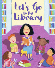 Let's Go to the Library, ed. , v.  Icon