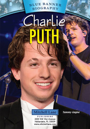 Charlie Puth, ed. , v.  Icon