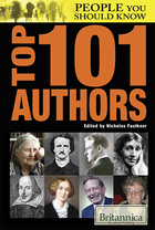 Top 101 Authors, ed. , v.