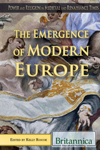 The Emergence of Modern Europe, ed. , v.