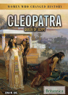 Cleopatra: Queen of Egypt, ed. , v.
