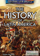 The History of Latin America, ed. , v.