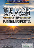The Land and Climate of Latin America, ed. , v.