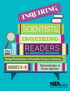 Inquiring Scientists, Inquiring Readers in Middle School, ed. , v.