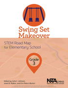 Swing Set Makeover, Grade 3, ed. , v.