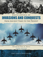 Encyclopedia of Invasions and Conquests from Ancient Times to the Present, ed. 3, v.