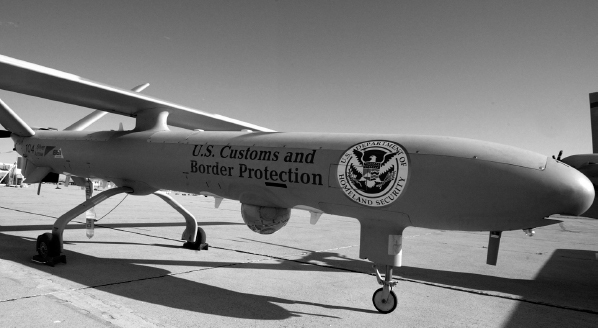 Unmanned aerial vehicles, more commonly known as drones, come in sizes ranging from a small toy to a large plane.