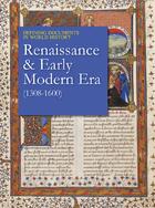Renaissance & Early Modern Era (1308, ed. , v.