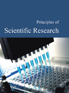 Principles of Scientific Research, ed. , v.