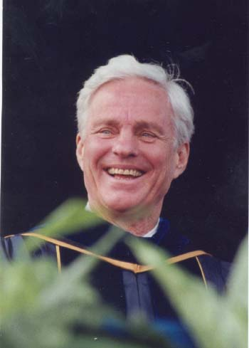 Richard C. Atkinson, whose research had an impact on advances in computer-assisted instruction and methods for optimizing the learning process.
