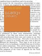 LGBTQ+ (1923-2017), ed. , v.