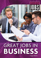 Great Jobs in Business