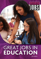 Great Jobs in Education, ed. , v.