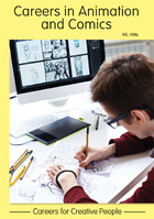 Careers in Animation and Comics, ed. , v.