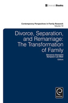 Divorce, Separation, and Remarriage, ed. , v.