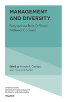 Management and Diversity, ed. , v.