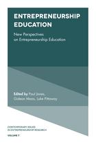Entrepreneurship Education, ed. , v.