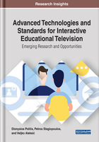 Advanced Technologies and Standards for Interactive Educational Television, ed. , v.