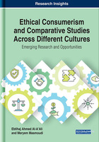 Ethical Consumerism and Comparative Studies Across Different Cultures, ed. , v.