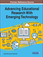 Advancing Educational Research With Emerging Technology, ed. , v.