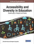 Accessibility and Diversity in Education, ed. , v.
