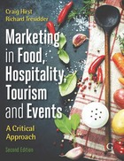 Marketing in Tourism, Hospitality, Events and Food, ed. 2, v.