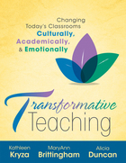 Transformative Teaching, ed. , v.