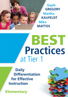 Best Practices at Tier 1