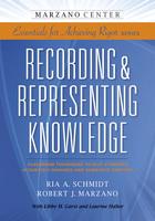 Recording & Representing Knowledge, ed. , v.