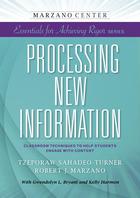 Processing New Information, ed. , v.