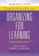 Organizing for Learning, ed. , v.