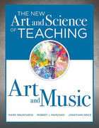 The New Art and Science of Teaching Art and Music, ed. , v.