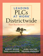 Leading PLCs at Work® Districtwide, ed. , v.