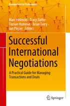 Successful International Negotiations, ed. , v.