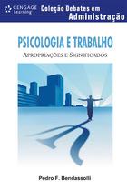 Psicologia e Trabalho, ed. , v.