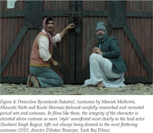 Gale Academic Onefile Document The Real Professional Designers And Discourse In Hindi Film Costume