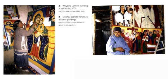 Gale Literature Resource Center Document Contemporary Women Artists In Ethiopia