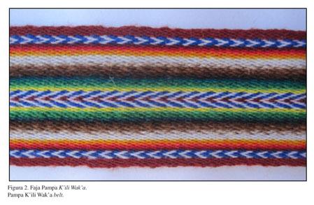 Gale Onefile Informe Académico Document Los Conceptos Pampa Ch Uru En La Manufactura De Las Fajas Confeccionadas Por Mujeres Aymara Del Norte Chileno