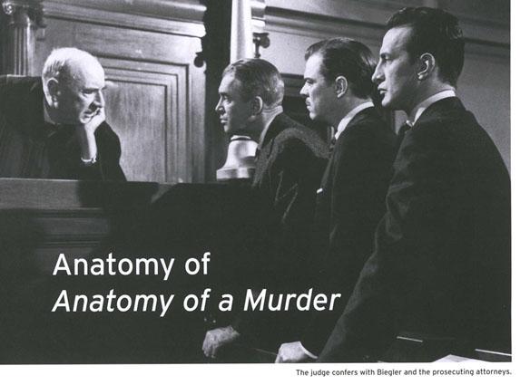 Gale Literature Resource Center Document Anatomy Of Anatomy Of A Murder