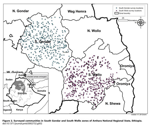 Gale Academic OneFile - Document - Prevalence of trachoma at