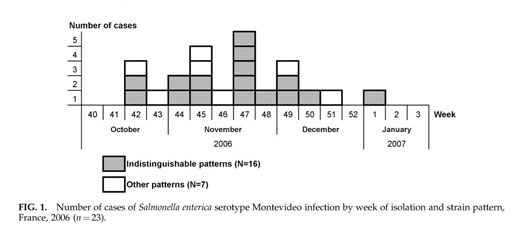 Gale Academic OneFile - Document - Outbreak of Salmonella