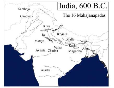 Gale Academic Onefile Document Who Were Mahajanapadas Special Magadha In India