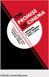 Gale Academic Onefile Document The Promise Of Cinema German Film Theory 1907 1933
